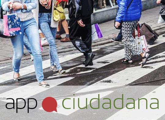 App Participacion Ciudadana. La app que escucha a los ciudadanoas