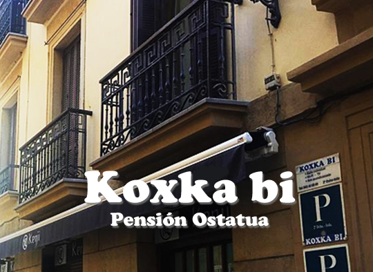 Pensión Koxka Bi Ostatua