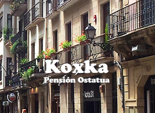 Pensión Koxka Ostatua